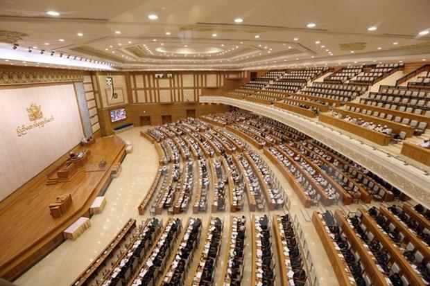 Parlamento de Myanmar aprueba demarcacion del territorio de SEZ Kyaukphyu hinh anh 1