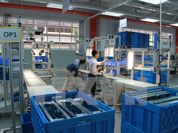 Vietnam crea mejores condiciones para empresas alemanas, afirma legisladora hinh anh 1