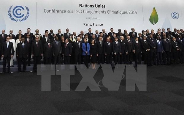Vietnam acelera elaboracion de plan de accion para implementar Acuerdo de COP 21 hinh anh 1