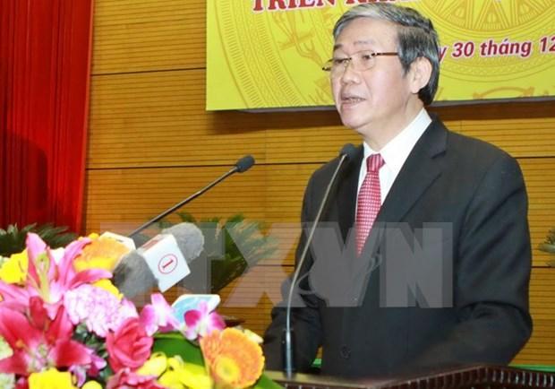 Analizan logros de Vietnam en defensa de soberania insular y demarcacion fronteriza hinh anh 1