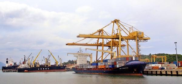 Puerto Da Nang anuncia plan de elevar cifra de mercancias despachadas en 2016 hinh anh 1