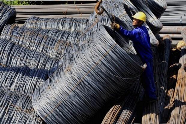 Investigan exportacion a UE de aceros chinos pero con marca vietnamita hinh anh 1