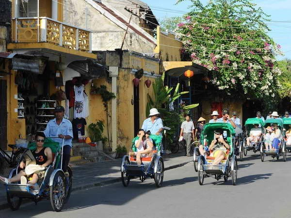 Aumentan turistas a Quang Nam en Ano Nuevo hinh anh 1
