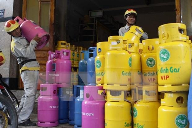 Continua bajando el precio de gasolina en Vietnam hinh anh 1