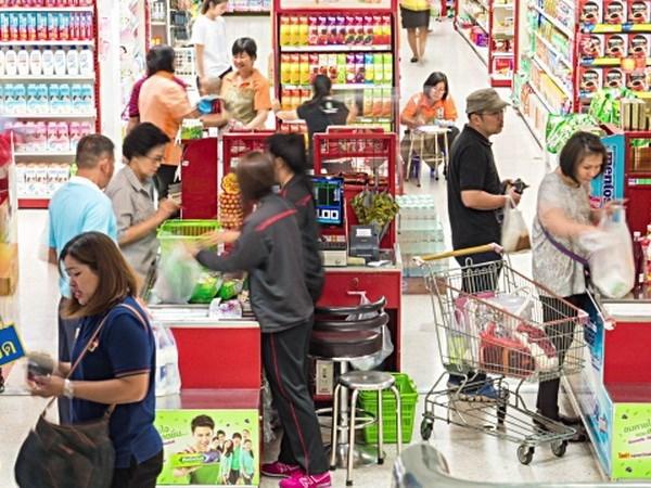Tailandeses esperan mejor crecimiento economico en 2016 hinh anh 1