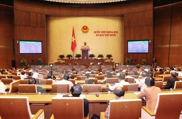 Instruccion del Buro Politico sobre organizacion de elecciones parlamentarias hinh anh 1