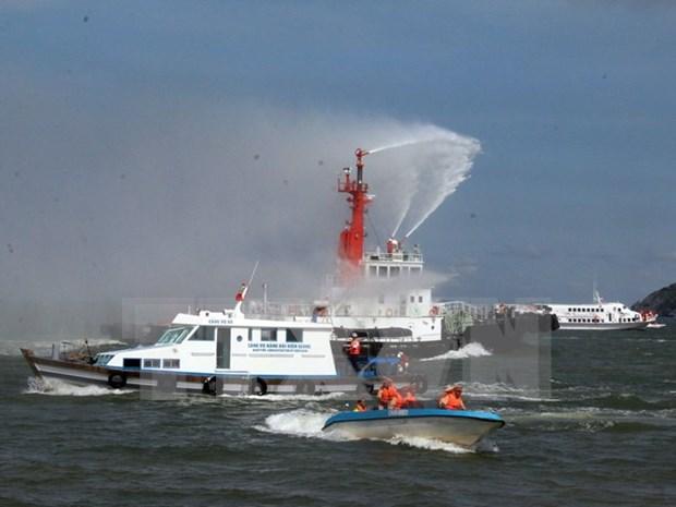 Asociacion vietnamita de Pesca condena accion inhumana de barco chino hinh anh 1