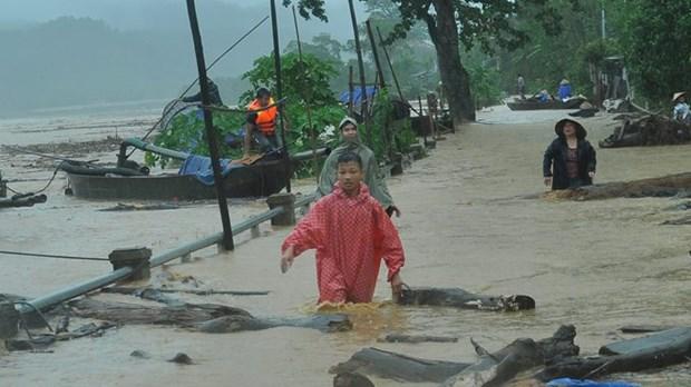 Asistencia gubernamental a localidades damnificadas por catastrofes hinh anh 1