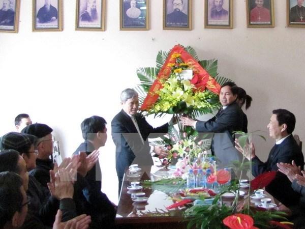 Provincia vietnamita favorece actividades religiosas de acuerdo con leyes hinh anh 1