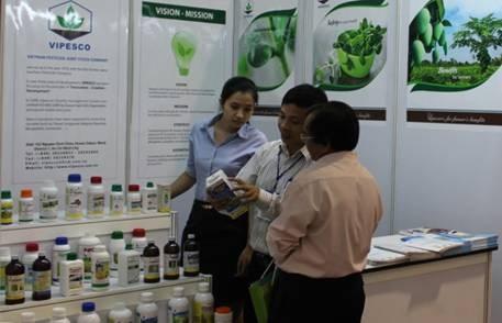 Empresas indias presentan productos quimicos en Vietnam hinh anh 1