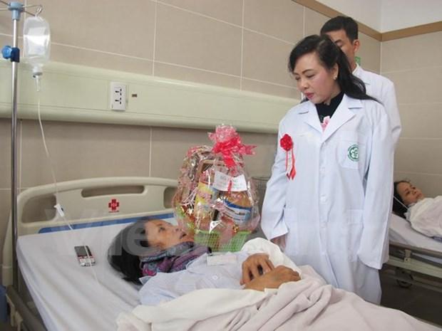 Veinte mil ninos se benefician de examenes medicos gratuitos en Da Nang hinh anh 1