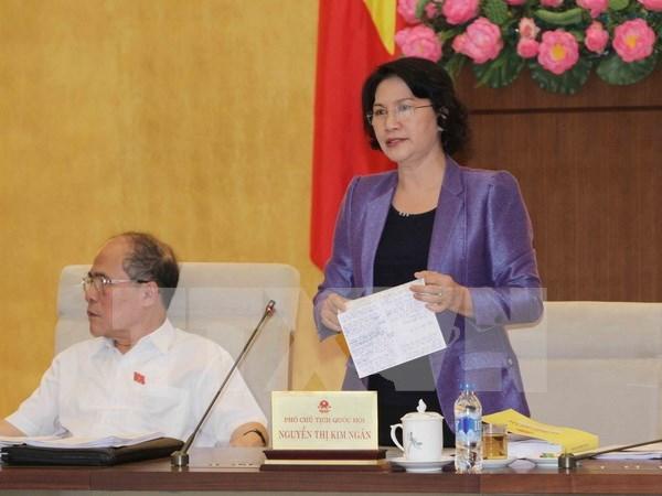 Sesiona subcomision de personal y solucion de quejas del Consejo Electoral hinh anh 1