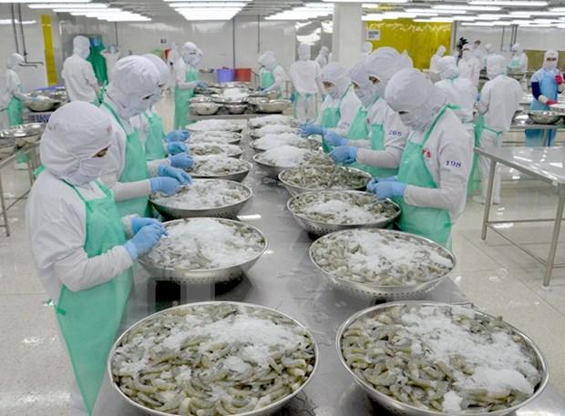 Estados Unidos, uno de los socios comerciales mas importantes de Vietnam hinh anh 1