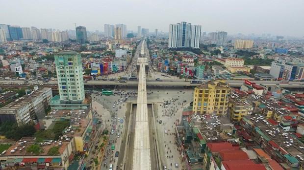 Abren al trafico tuneles mas modernos de Hanoi hinh anh 1