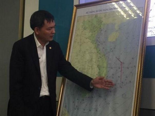 Operaciones de aviones chinos infringen regulaciones internacionales hinh anh 1