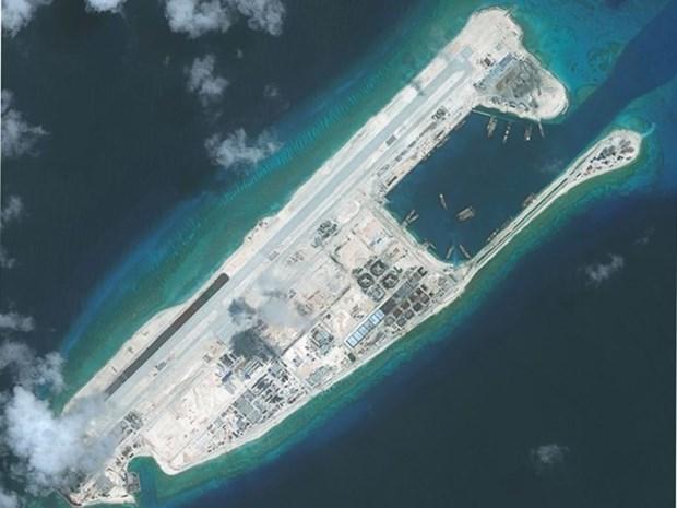 Vietnam exige a China cesar actividades aereas ilegales en FIR Ho Chi Minh hinh anh 1