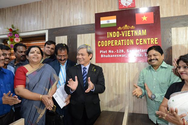 Establecen centro de cooperacion India – Vietnam en Estado de Odisha hinh anh 1
