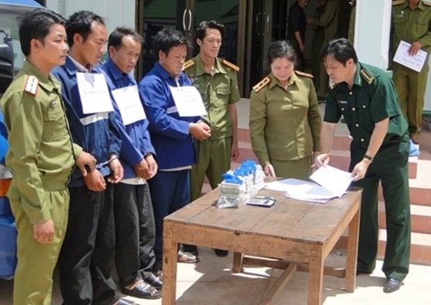 Primer ministro da luz verde al programa contra el trafico humano hinh anh 1