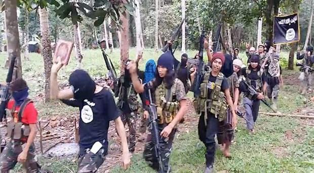 """Extremistas proclaman su propio """"estado islamico"""" en Filipinas hinh anh 1"""