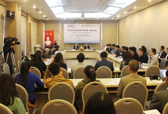 Empresas chinas buscan oportunidades de inversion en Vietnam hinh anh 1