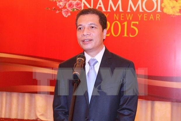Presentan en Beijing la belleza sin fin de Vietnam hinh anh 1