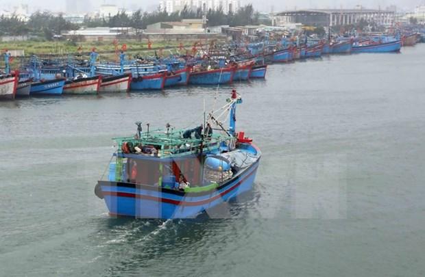 Entregan equipos de radiocomunicaciones a pescadores de Quang Ngai hinh anh 1