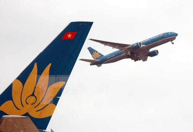 Aerolineas vietnamitas ofrecen boletos promocionales en Ano Nuevo hinh anh 1