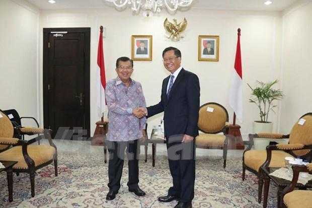 Comunidad de ASEAN abre nuevas perspectivas a lazos Vietnam – Indonesia hinh anh 1