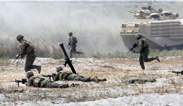 Tribunal Supremo de Filipinas apoya acuerdo militar con Estados Unidos hinh anh 1