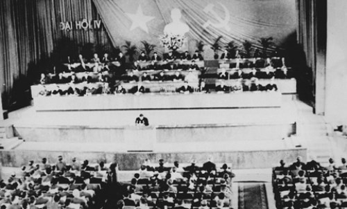 El cuarto Congreso Nacional del Partido Comunista de Vietnam hinh anh 1
