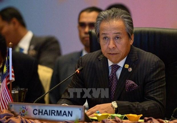 Malasia critica vuelos pilotos de China sobre archipielago de Truong Sa hinh anh 1