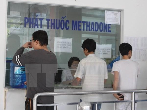 Vietnam registra cada ano 14 mil nuevos casos de VIH hinh anh 1