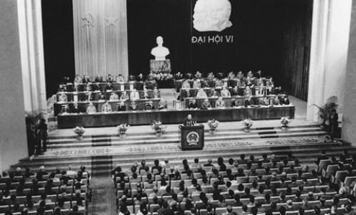 El sexto Congreso Nacional del Partido Comunista de Vietnam hinh anh 1
