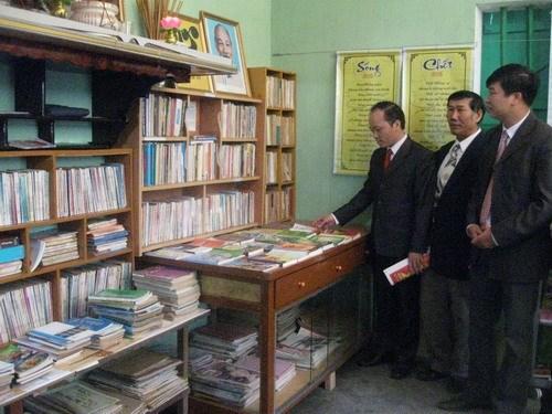 Valoran en Vietnam proyecto de construccion de sociedad de conocimiento hinh anh 1