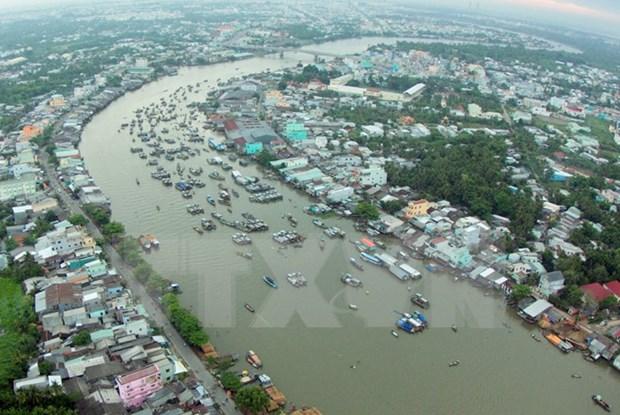 Mejoran vida de pobladores en region deltaica hinh anh 1