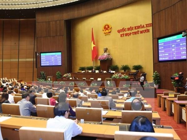 Elecciones parlamentarias: misiones clave de Vietnam en 2016 hinh anh 1