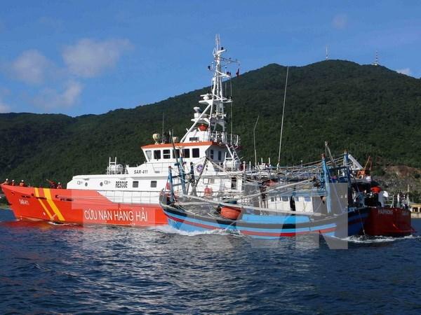 Vietnam investiga asalto contra pesquero nacional hinh anh 1