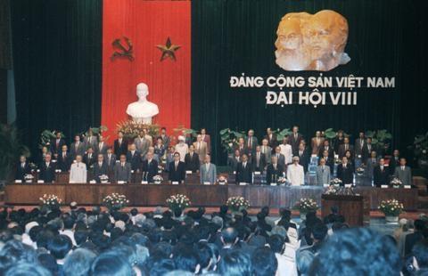 El octavo Congreso Nacional del Partido Comunista de Vietnam hinh anh 1