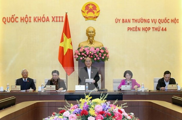 Comite Permanente de Parlamento aprueba diferentes resoluciones importantes hinh anh 1