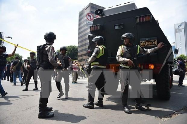 Vietnam condena los ataques terroristas en Yakarta hinh anh 1