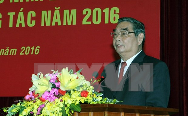 Vietnam implementa politica exterior de forma coordinada e integral hinh anh 1