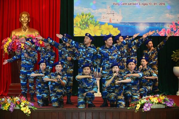 """Festival """"Primavera de mar e islas 2016"""" en ciudad surena vietnamita hinh anh 1"""