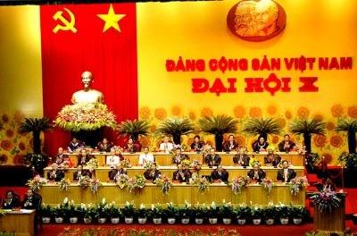 El decimo Congreso Nacional del Partido Comunista de Vietnam hinh anh 1