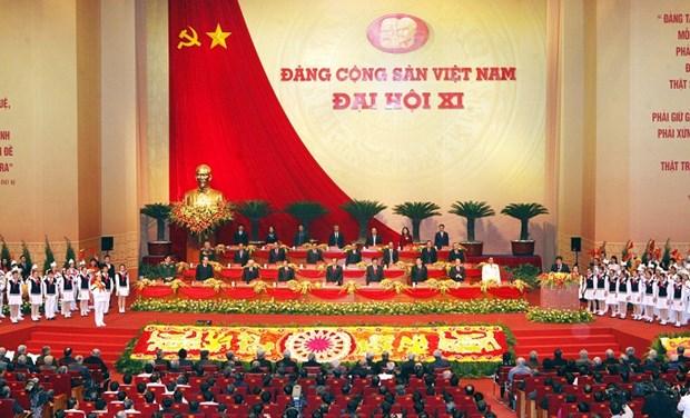 El onceno Congreso Nacional del Partido Comunista de Vietnam hinh anh 1