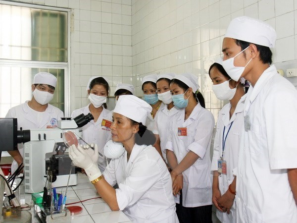 Vietnam desarrolla recursos humanos para elevar la competitividad nacional hinh anh 1