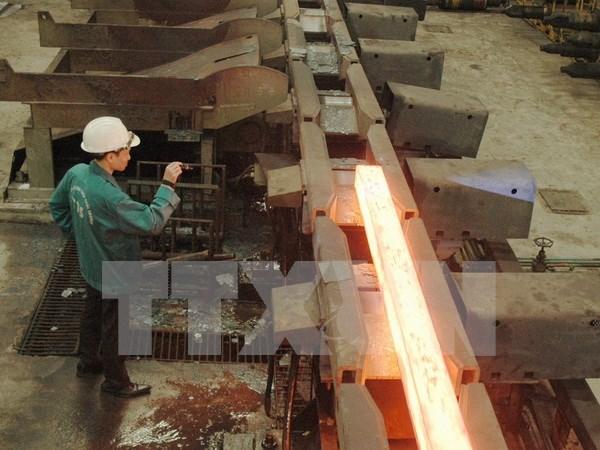 Vietnam aumenta volumen de importacion de acero hinh anh 1