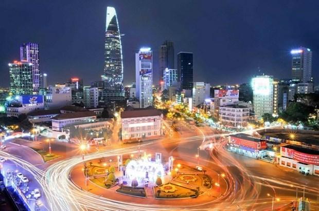 En saludo al XII Congreso Nacional del PCV: Ciudad Ho Chi Minh acelera renovacion hinh anh 1