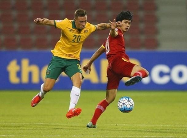 Vietnam casi eliminado del campeonato asiatico de futbol hinh anh 1