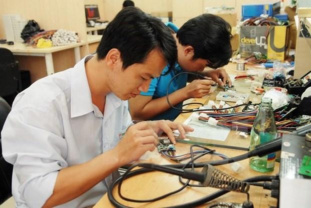 Vietnam y Japon cooperan en desarrollo de circuito integrado hinh anh 1