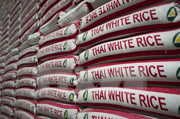 Tailandia reduce produccion de arroz hinh anh 1